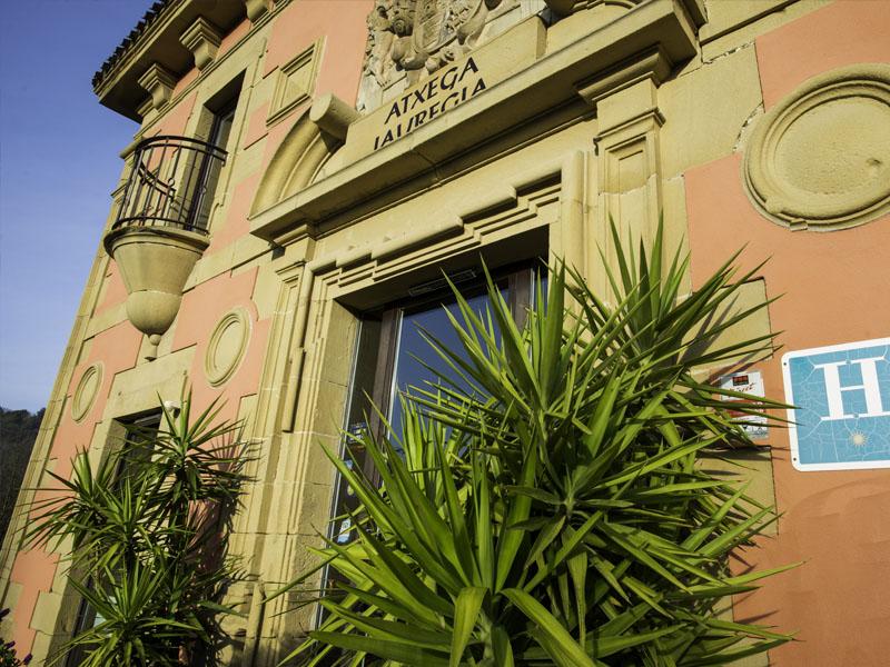hotel cerca de san sebastian con encanto instalaciones 11
