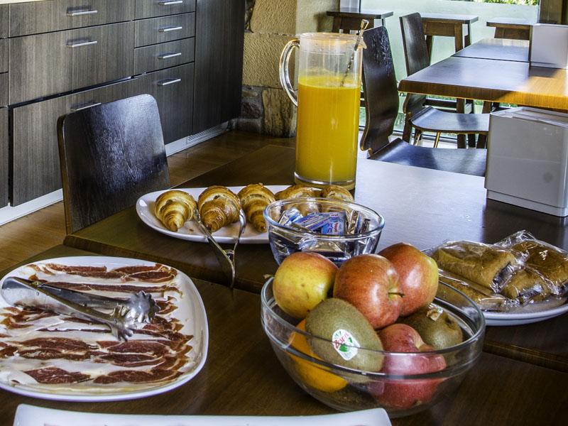 desayunos hotel cerca san sebastian 3