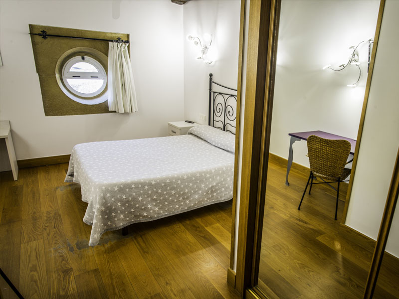 habitaciones hotel cerca de San Sebastian con encanto barato 16
