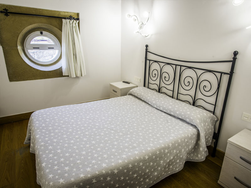 habitaciones hotel cerca de San Sebastian con encanto barato 17