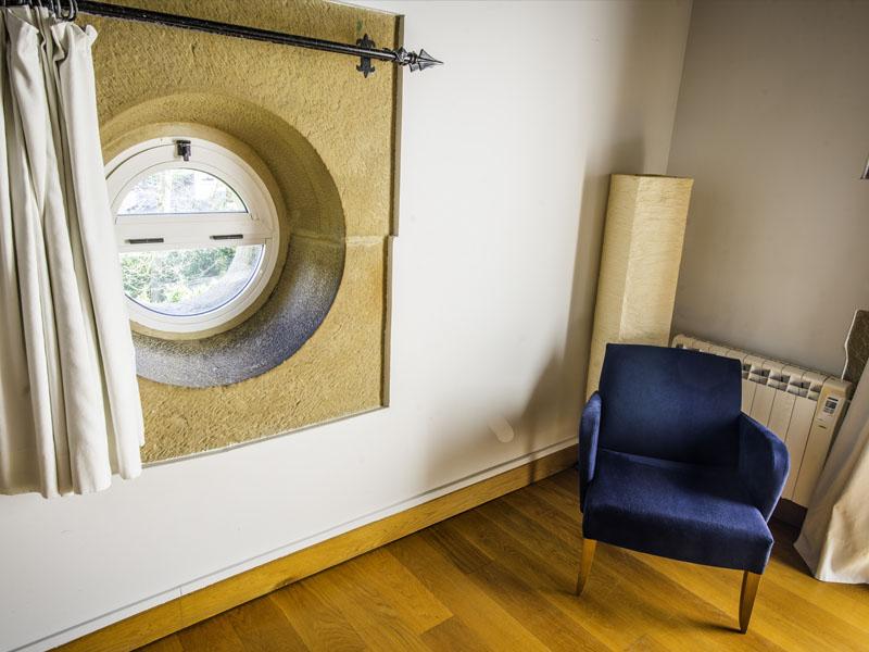 habitaciones hotel cerca de San Sebastian con encanto barato 26